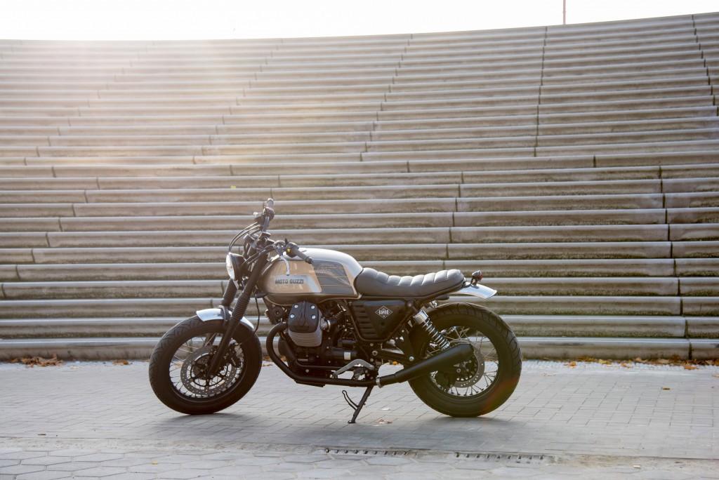 Karoo Bespoke Motorcycle