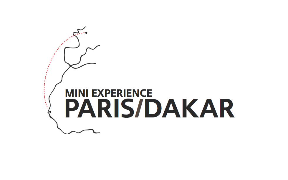 paris dakar bmw mini